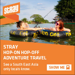 Stray Asia - Flexible Backpacker Travel