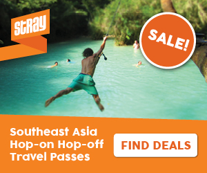 Stray - Southeast Asia Backpacking Tours - Deals